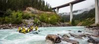 Rafting en ríos